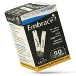 Sell Embrace Diabetic Test Strips